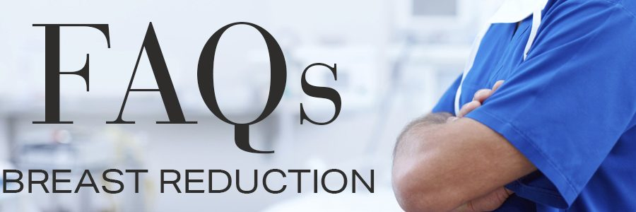 5 Most Common Questions About Breast Reduction Surgery