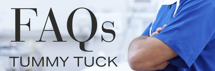 Top 5 FAQs About Tummy Tucks